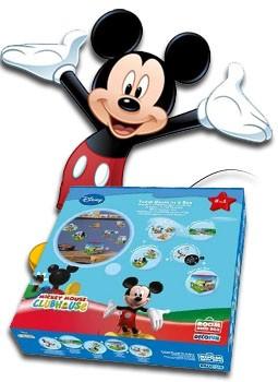 Betoverende Mickey Mouse Clubhouse decoratie box van €49,95 voor €12