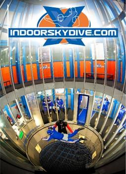 Kortingscode indoor skydive roosendaal