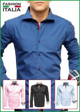 Kerst Overhemd.Kerst Deal 50 Korting Op Alle Italiaanse Overhemden