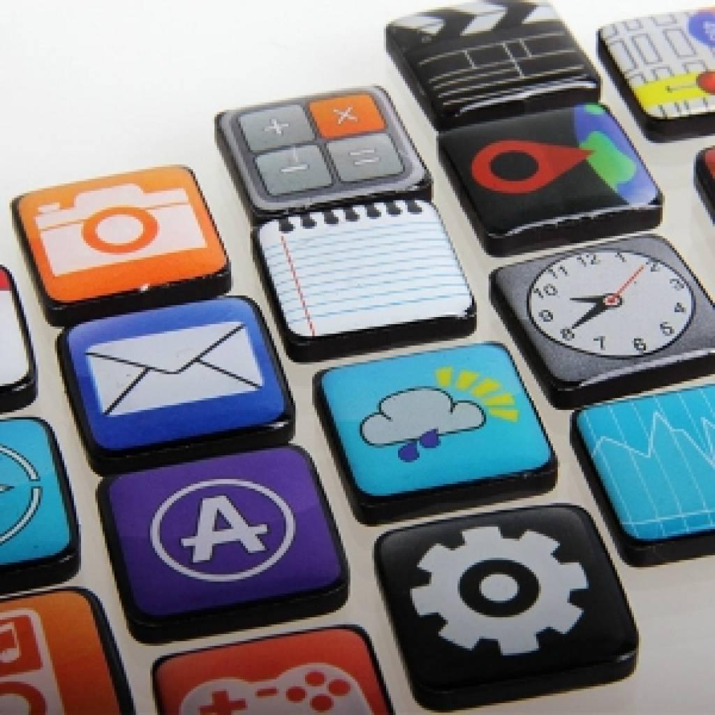 Groene Keuken Deventer : Be cool & smart met deze 18 App-magneten van ?24,95 nu voor ?9